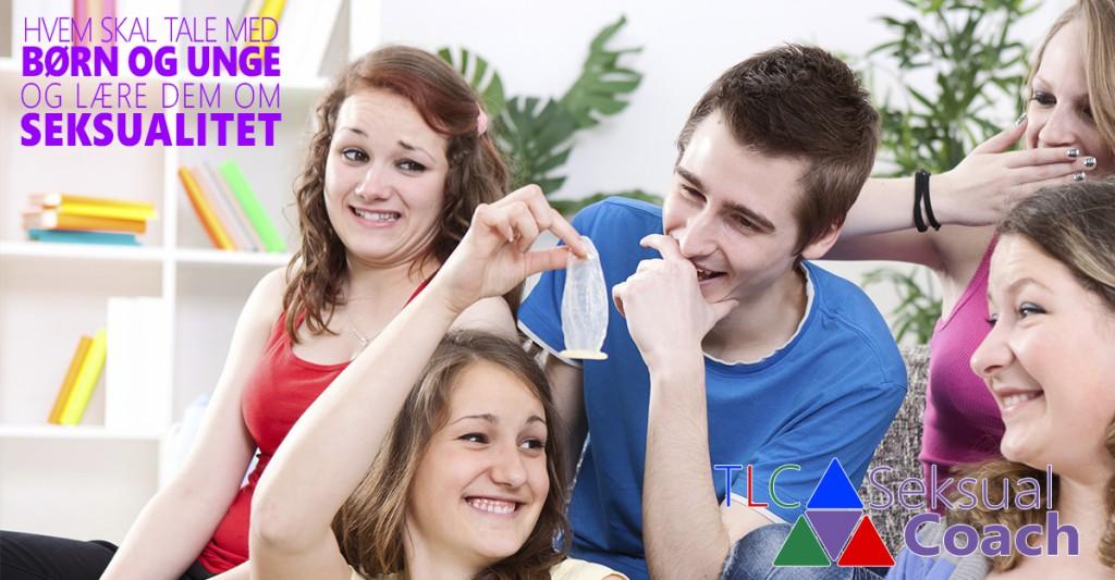 ung og seksualitet