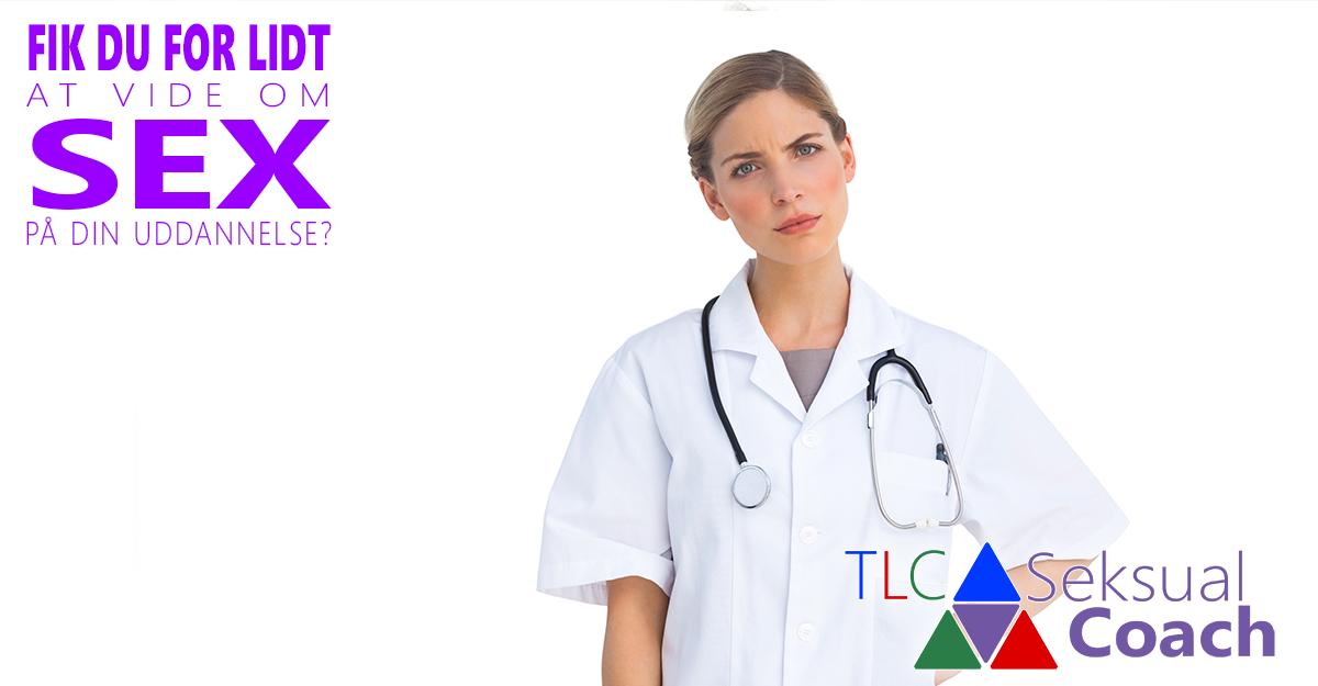 Få mere at vide som TLC SeksualCoach